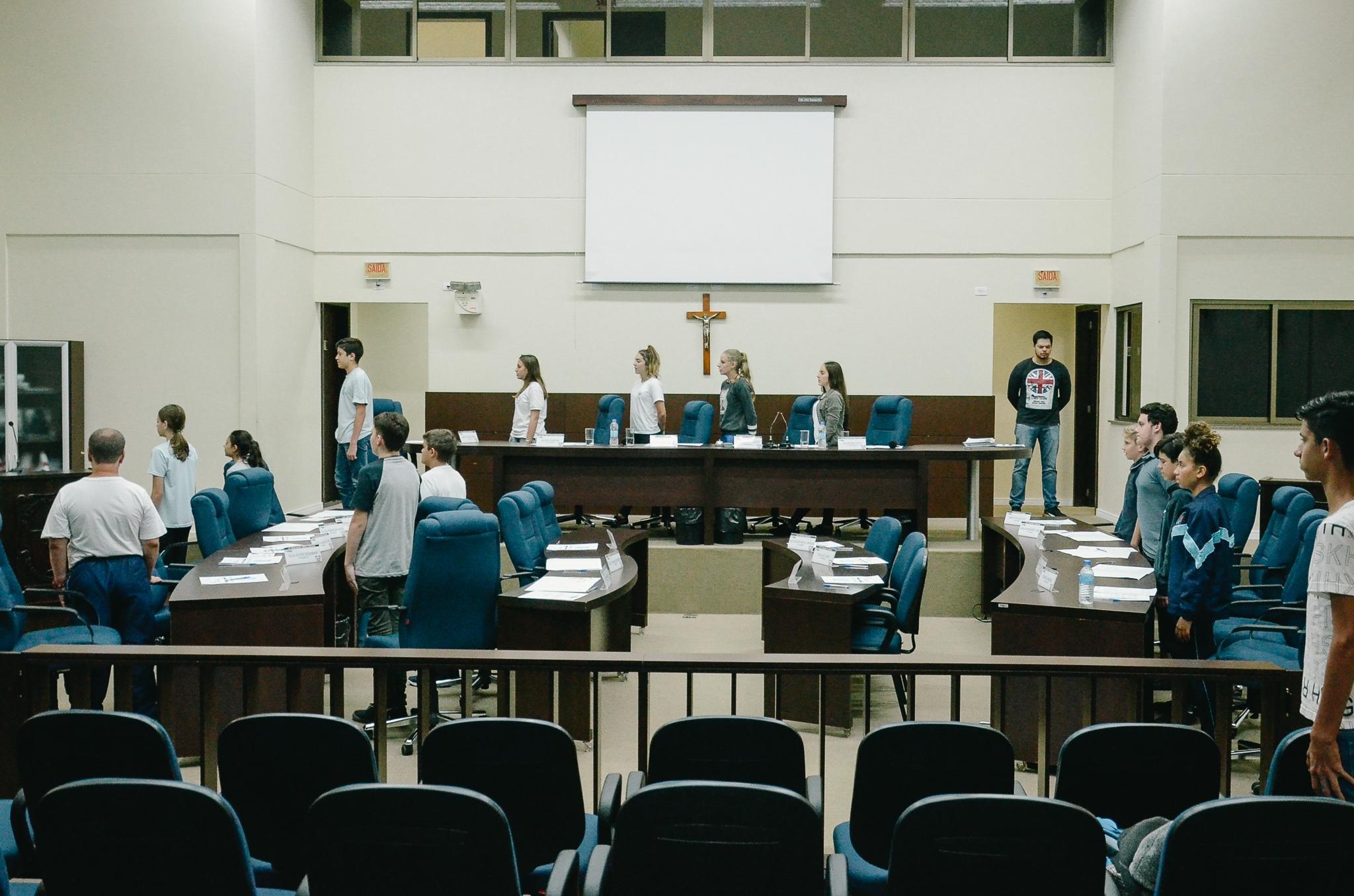 Sessão Ordinária 24/04/2018