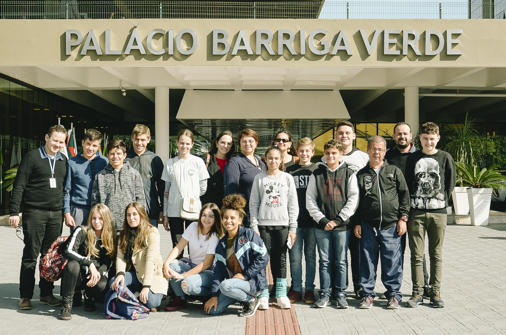 Viagem de estudos a Florianópolis