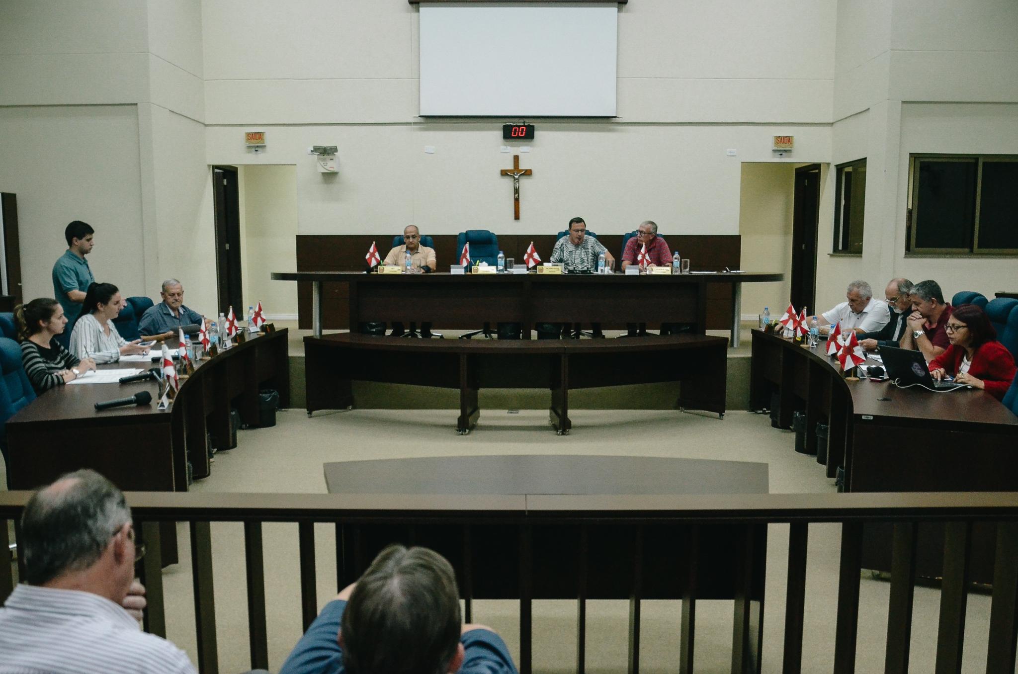 Sessão Ordinária 23/05/2019