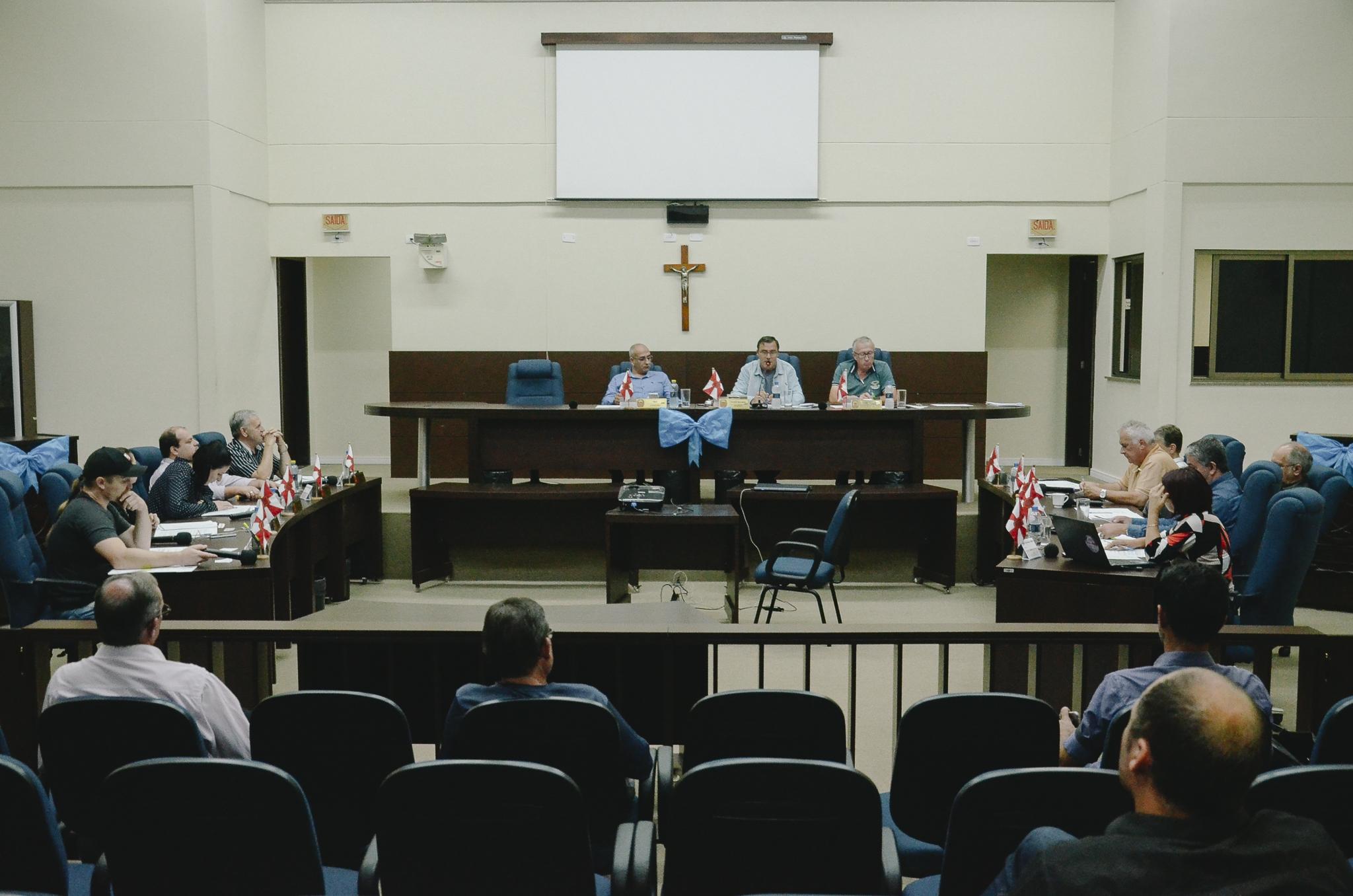 Sessão Ordinária 13/11/2019