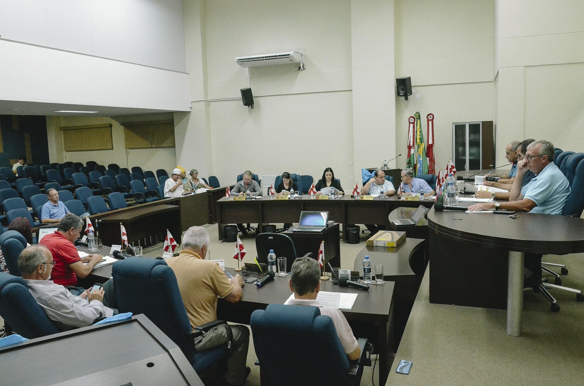 Sessão Ordinária 8-11-2019