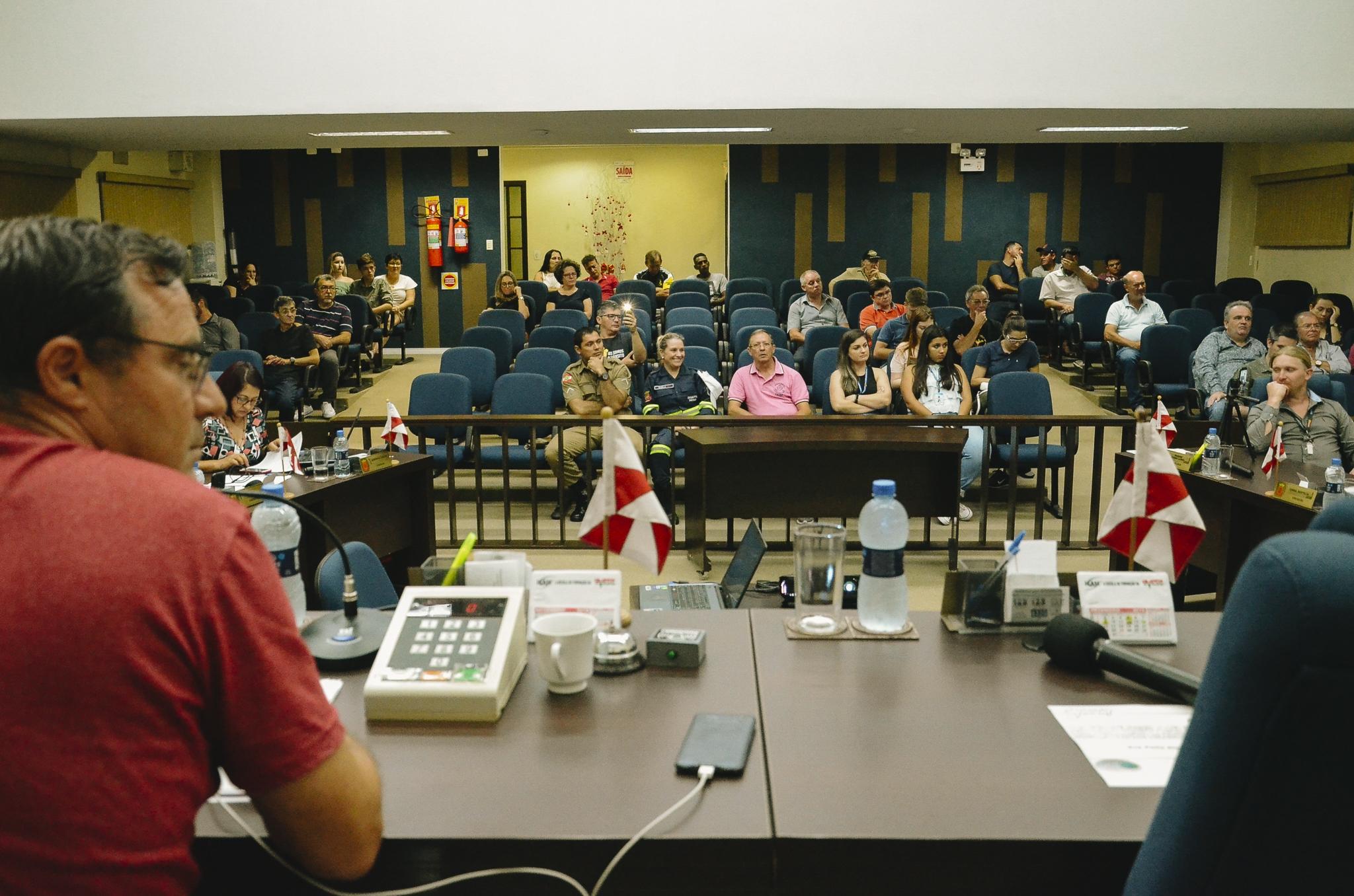 Sessão Ordinária 05/12/2019