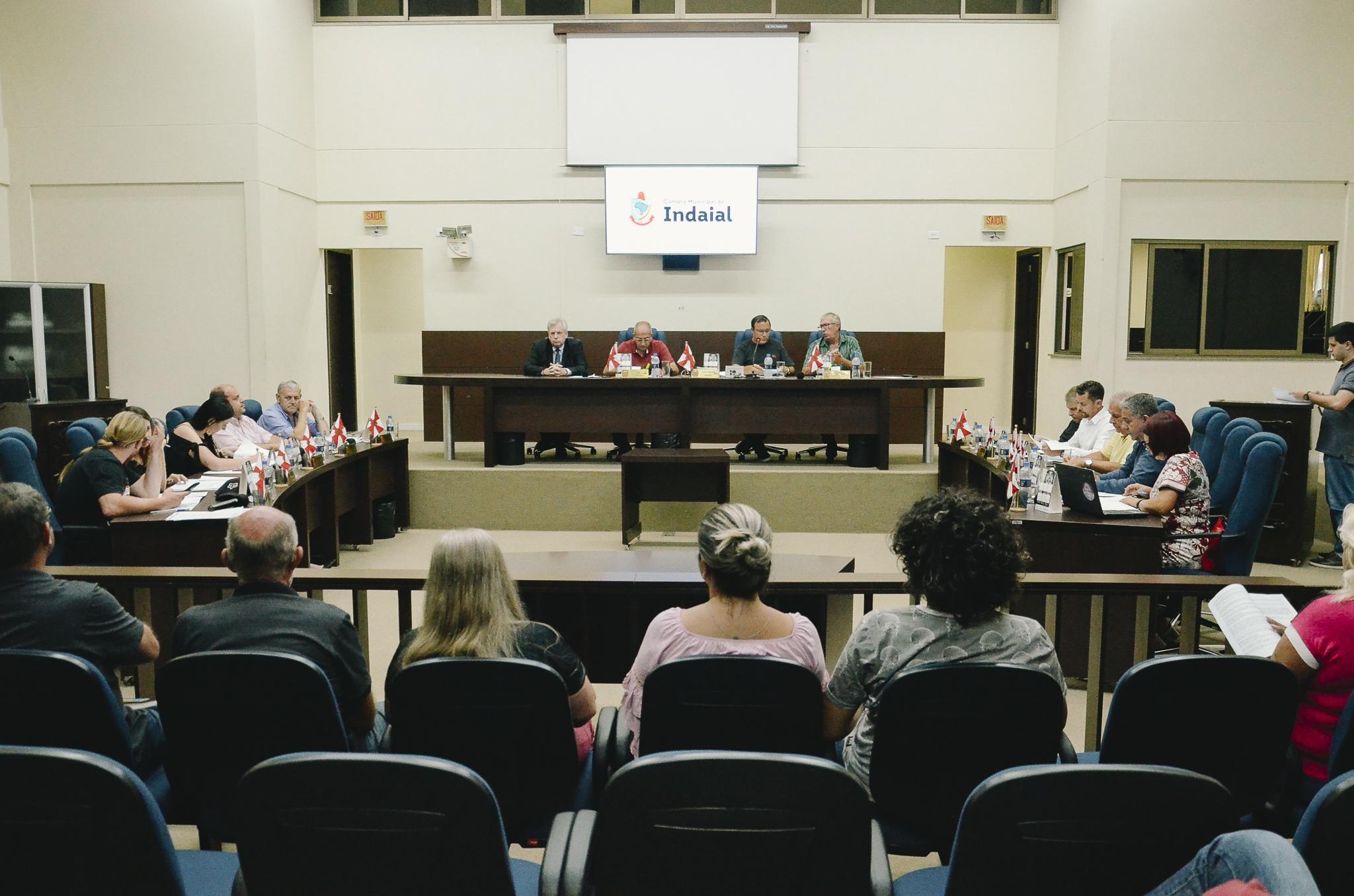Sessão Ordinária 03/02/2020