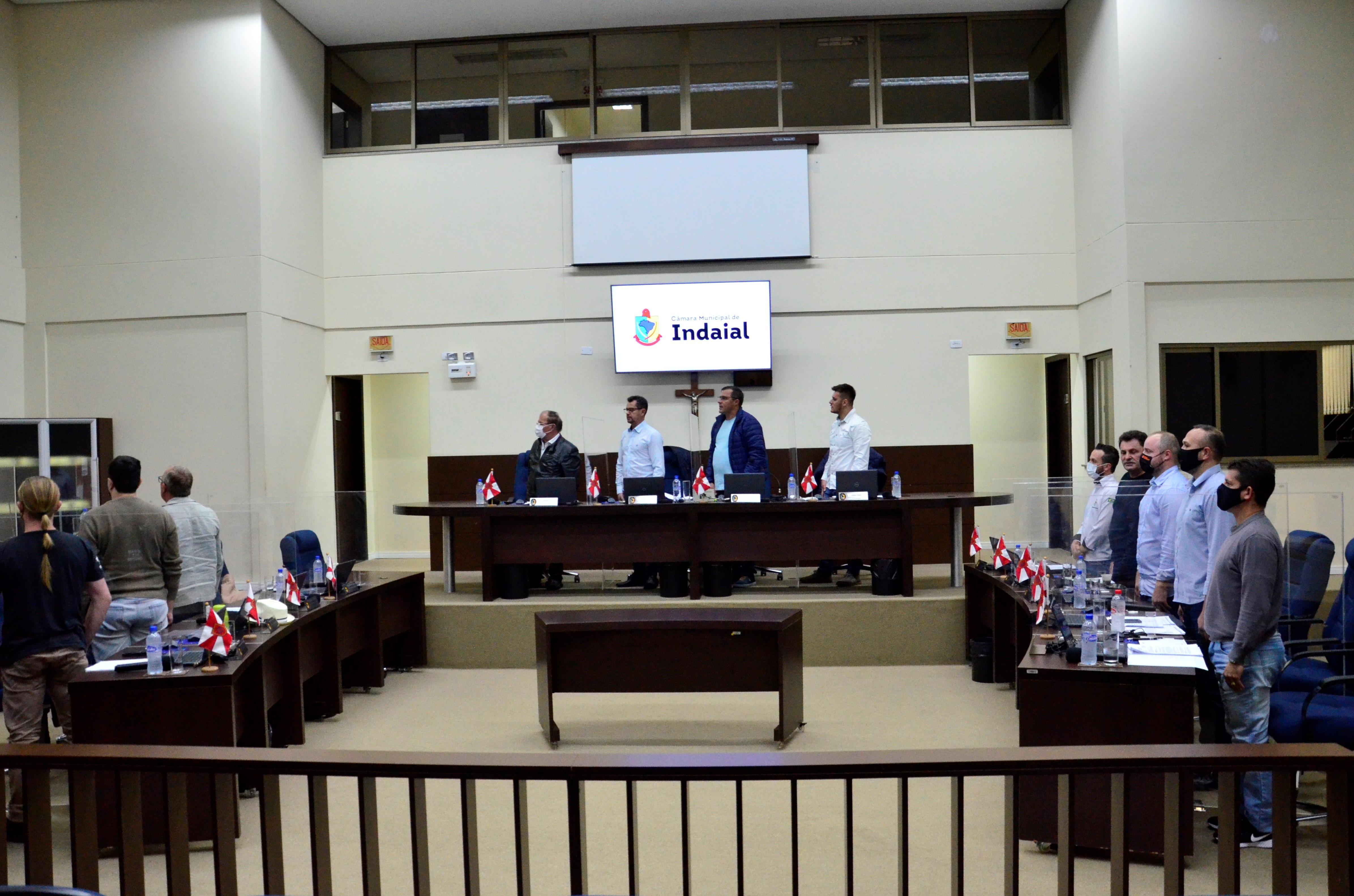 Sessão Ordinária 08/07/2021