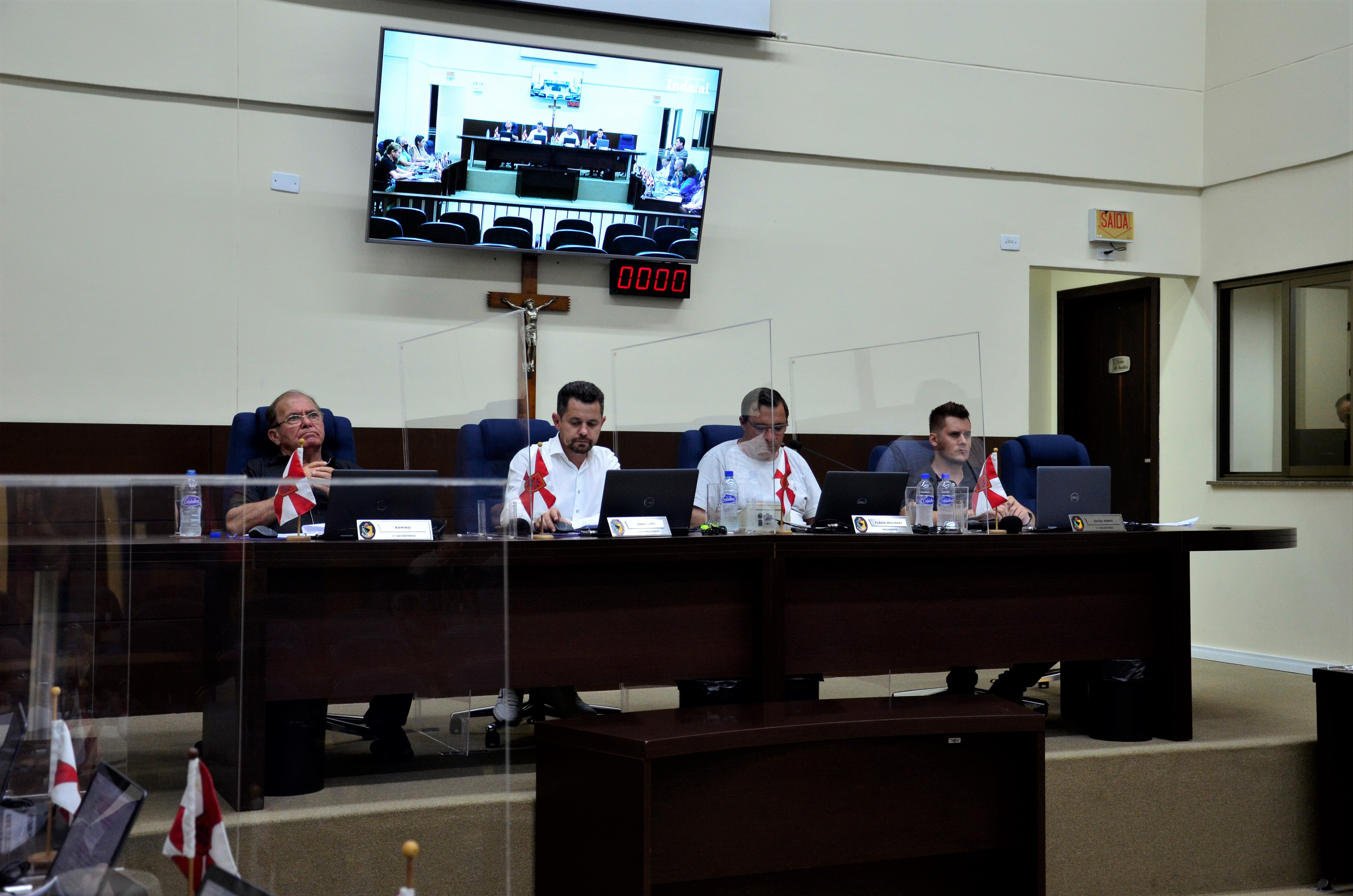 Sessão Ordinária 09/08/2021