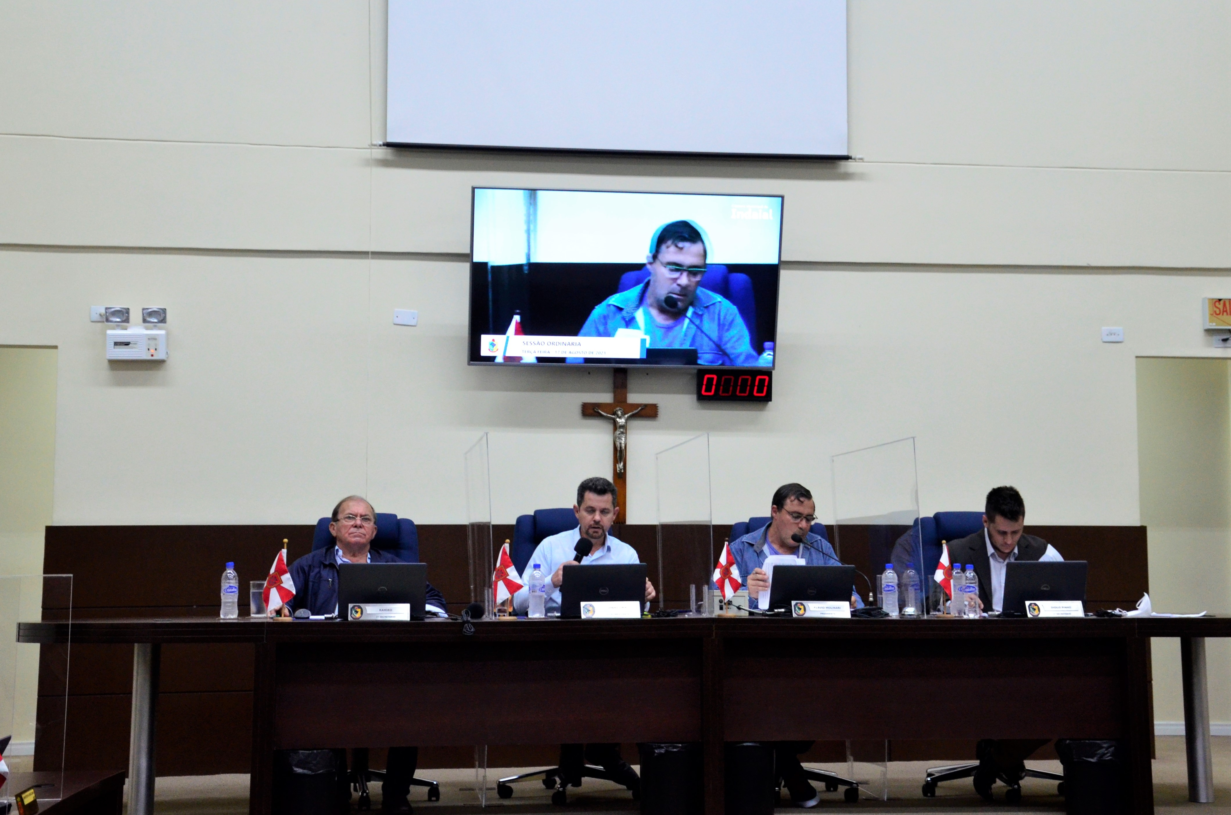 Sessão Ordinária 17/08/2021