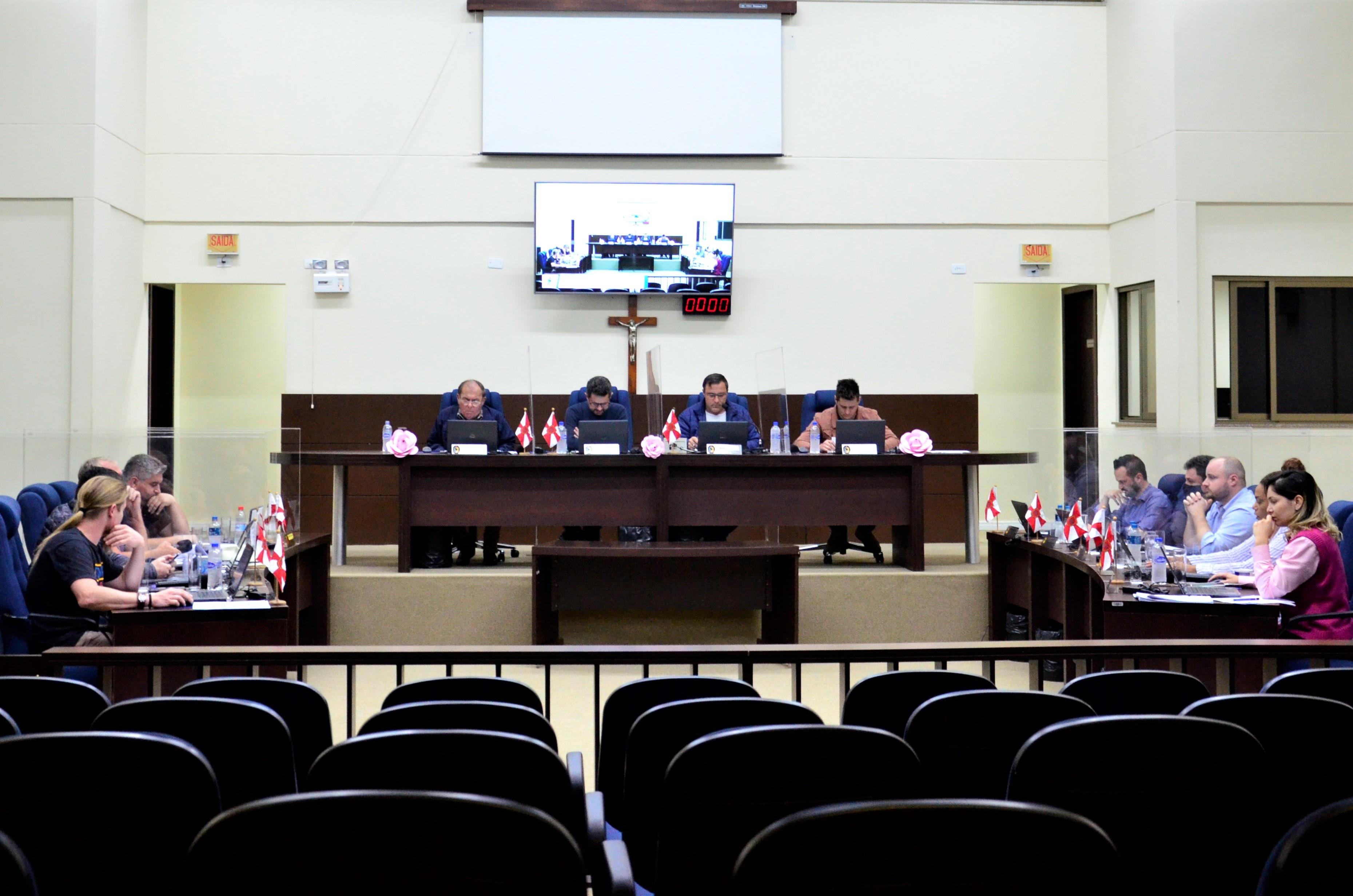 Sessão Ordinária 05/10/2021